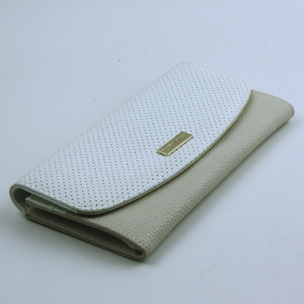Rfid Blocking PU Leather Long Ladies Wallet Purse