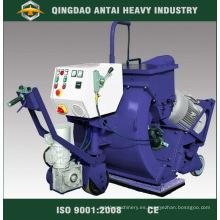 Máquina de granallado para la construcción de carreteras
