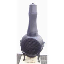 Cast Iron and Cast Aluminium Chiminea (FSL006)