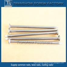 Galvanized Steel Smooth Shank Common Nails