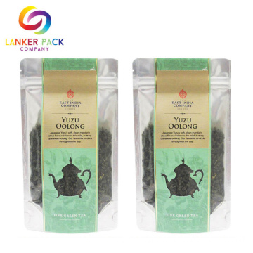 Kvalitetsvätska Proof Hot Seal Tea Bag Packaging