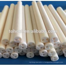 Пористые керамические трубки фильтра в высоком качестве