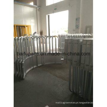 Alimentador galvanizado mergulhado quente da vaca com a fábrica inferior de China da saia diretamente fornecida