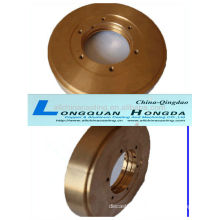 Copper castin with high quality