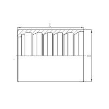 Гидравлический шланг Ferrule 00400