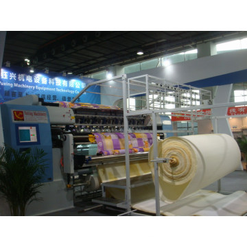 Yuxing Quilting Machine 2015 for Mattress Quilt, Quilting Textile Machinery, China Sofa Manufacturing Machine Yxn-94-3D