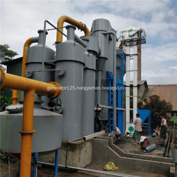 Environmental Protection 400kw Biomass Gasifier Power Plant