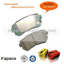 Plaquettes de frein arrière Car Hyundai H1BUS KIA CARNIVAL III 8418 D1302> 2000