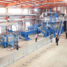 Máquina de planta de procesamiento de desechos de pollo