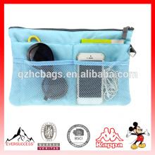 Bolso cosmético portátil de color claro Bolso cosmético lindo de Samill (ES-H507)