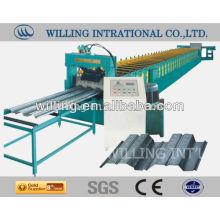 Machine à former le rouleau de structure en acier
