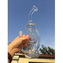 2016 Tubo de vidro Watr novo de vidro reciclado novo da chegada