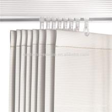 Peças cegas verticais com 127 mm de espessura inferior em alumínio