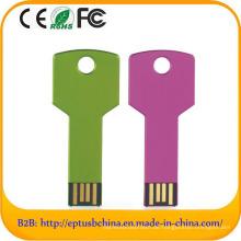 Custom Key Form Bunte USB-Flash-Laufwerk mit Logo (EP045)