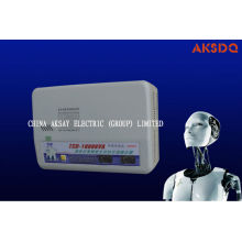 Ultra-low voltage automatic AC TSD voltage regulator
