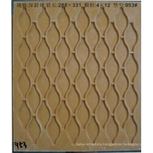 fibre resin mould for glass mosaic