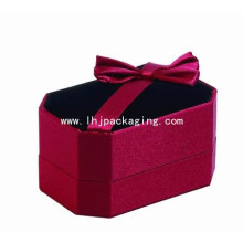 High Quality Gift Packaging Velvet Jewelry Box