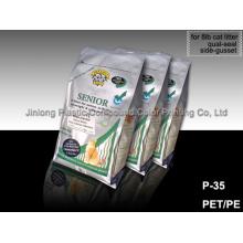 Qual-Seal 8bl Cat Litter Packaging Plastic Bag
