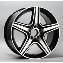 poplur автомобильные алюминиевые диски 4x4 автомобильные колеса автомобильное колесо 5 * 112