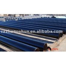 Tube 3PE / 2PE TUBE À FLUIDE REVENU / ASTM API DIN / GAZ HUILE