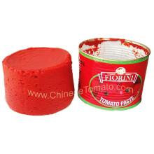 Fiorini Brand 210g Tomato Paste for Ghana