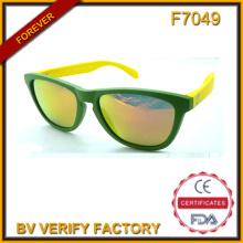 Fábrica de gafas de sol de China alta calidad gafas de sol (F7049)
