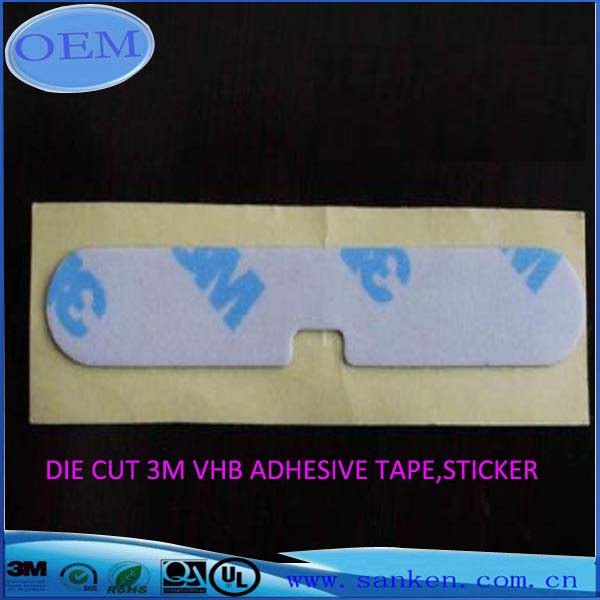 DIE CUT 3M VHB ADHESIVE TAPE,STICKER