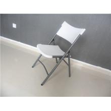 Cadeiras plissantes plásticas fortes para atividades ao ar livre Uso para atacado