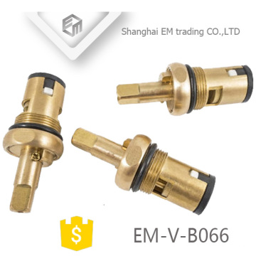 EM-V-B066 sanitary ware accessories brass single hole faucet cartridge
