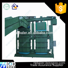 Professional manufacture double bucket bailing machine