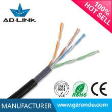 Câble 22 awg câble extérieur utp cat5e