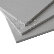 installation facile prix d'usine de panneau de silicate de calcium