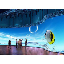 Indoor Curved LED Display voor podium