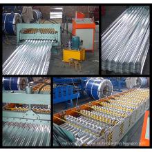 Dx 825-76-18 laminadora de techo corrugado