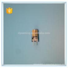 conduit G6.35 ampoule capsule