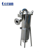 Filtro de bolsa de filtración de líquido de acero inoxidable