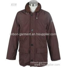 2013 Hot Sale Men's Winter Long Cotton-padded Coat.