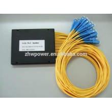 SC / UPC 1x32 Fibra Óptica SC PLC Splitter Módulo SM 1M 1,5 M