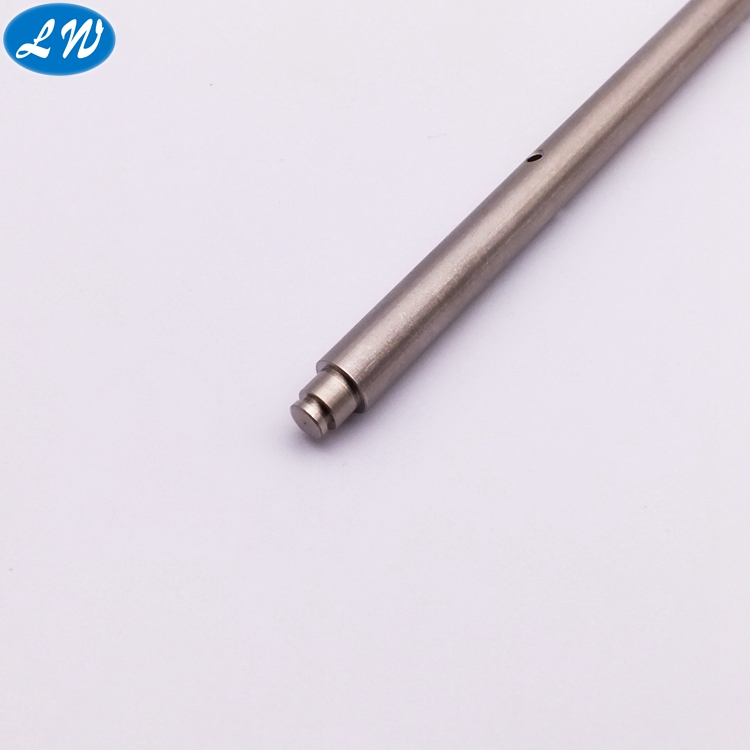 Precision Cnc Steel Shaft