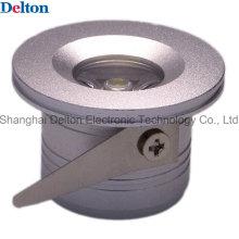 1W mini luz de teto usar mini LED gabinete de luz (DT-CGD-018B)