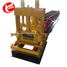 C purlin and z roll forming machine ontario
