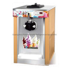 3 Flavors Table Top Soft Serve Ice Cream Machine With Led Display