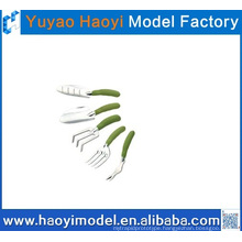 cnc rapid prototyping mini garden hand tool plastic model made in china