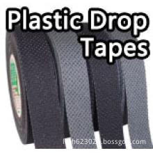 Plastic drop decorative tapes
