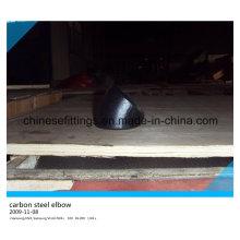 Nahtloser / geschweißter 45 ° C-Stahl-Ellenbogen