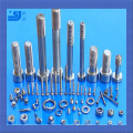Stainless steel nails studs screws & bolts