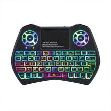 Mini Wireless Keyboard Air Fly Mouse Gyro Sensing sensor Remote Control