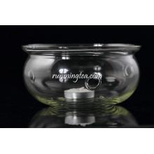 Подогреватель для свечей в форме стеклянного чайника