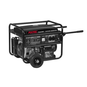 Fixtec Top Quality Electric Gasoline Generator