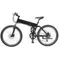 Top E-cycle 26inch folding electric mountain bike seagull electric bike MTB